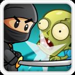 Ninja Kid vs Zombie