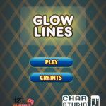 Play to glow lines game online – How to play glowing lines game