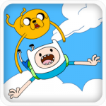 Finn and Jake's Candy Dive